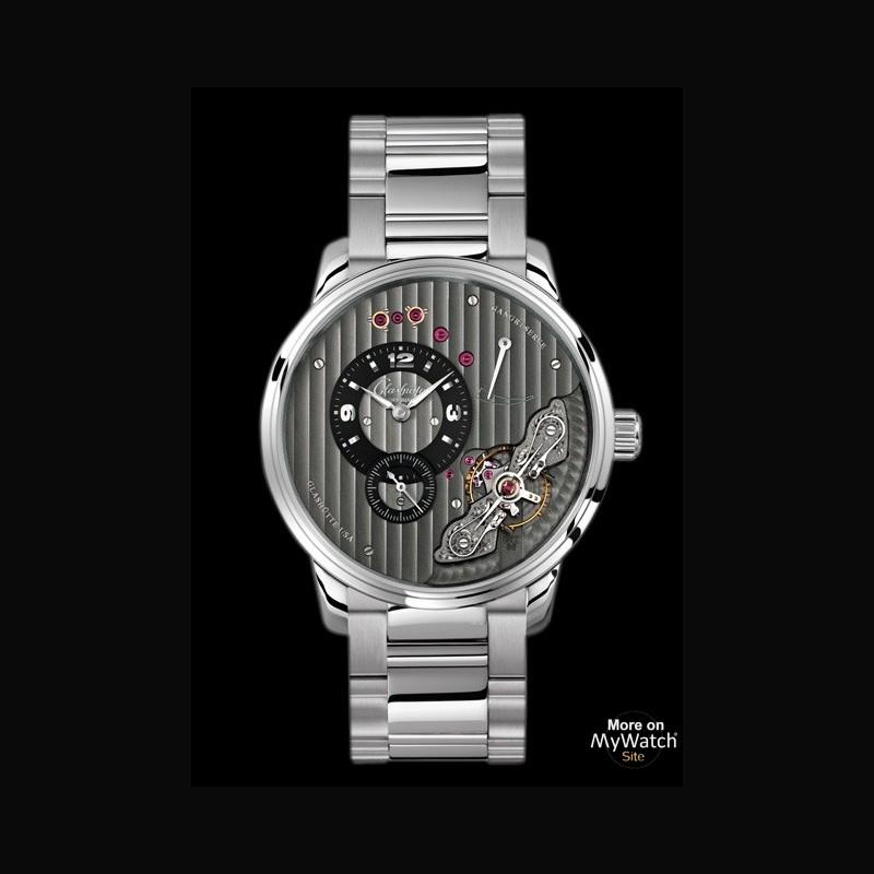 watch glashütte original panoinverse xl  pano 66060422