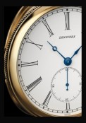 Longines Lépine 180th Anniversary Limited Edition