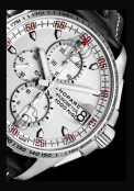 Mille Miglia GT XL Chrono Speed Silver