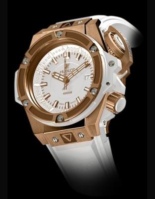 King Power Oceanographic 4000 King Gold White