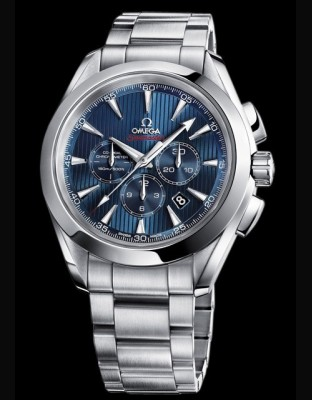 Seamaster Aqua Terra Co-Axial Chronograph 'London 2012'