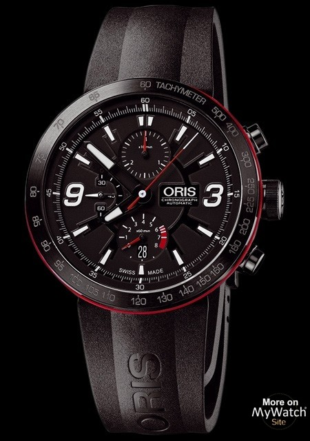 Watch Oris Oris Tt1 Chronograph Oris Tt1 674 7659 47 64
