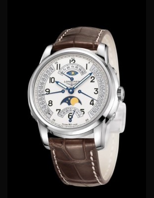The Longines Saint-Imier Rétrograde Phases de Lune
