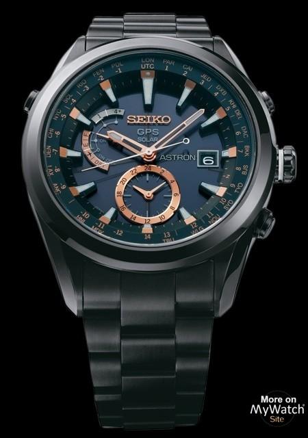 f06e1d89260 Watch Seiko Astron GPS Solar Edition Limitée