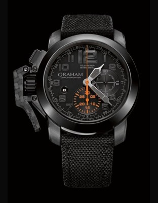 Chronofighter Oversize Black Forest