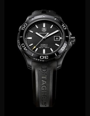 AQUARACER 500M CERAMIC Calibre 5 Full Black