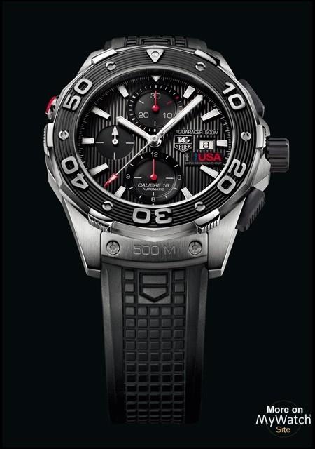Watch Tag Heuer Aquaracer 500m Calibre 16 Chronographe