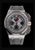 Chronographe Royal Oak Offshore Michael Schumacher Edition Limitée