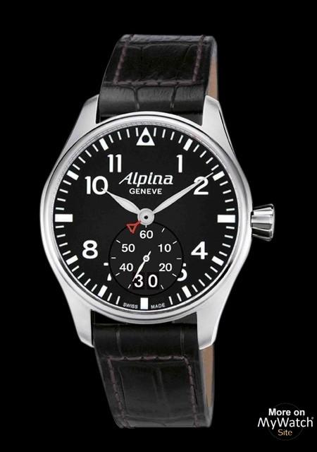 Watch Alpina Startimer Pilot Big Date Startimer Pilot ALB - Alpina watches price