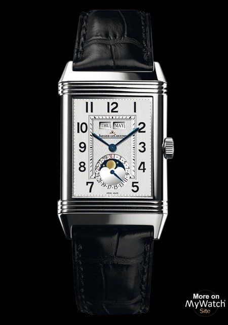 its collector watches for lecoultre collection duoface reboots style reverso the jaeger gallery background tribute watch view photos anniversary