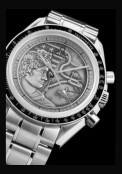 Speedmaster Moonwatch 'Apollo XVII' Edition Limit