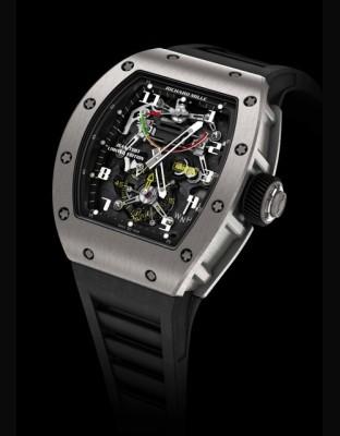 RM 036 Capteur de G Tourbillon Jean Todt Limited Edition
