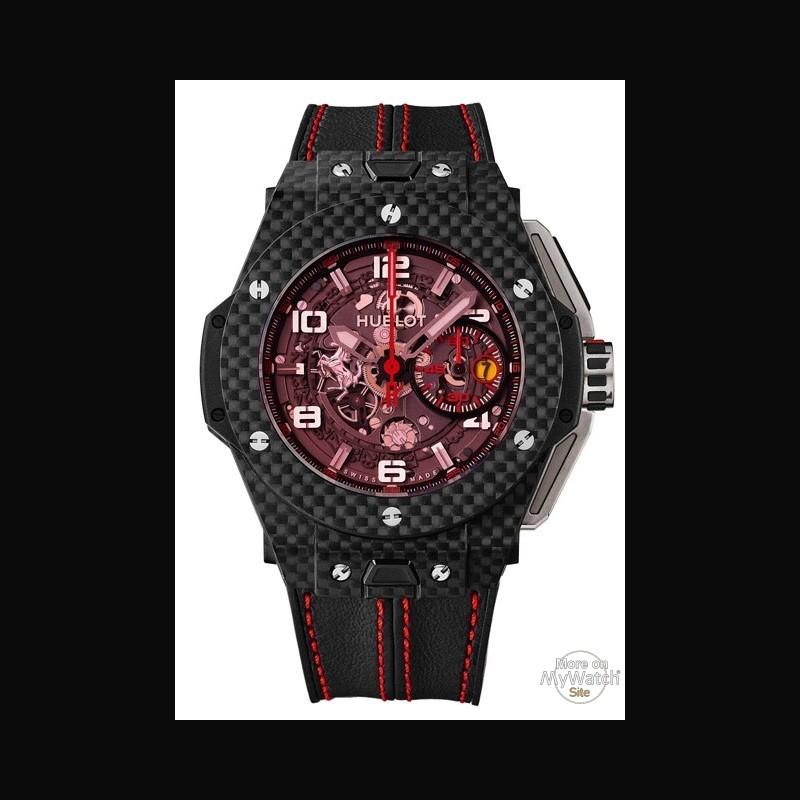 Watch Hublot Big Bang Ferrari Carbon Red Magic Big Bang
