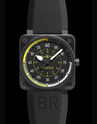 BR 01 Airspeed