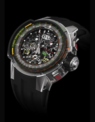 RM 039 Aviation E6-B Tourbillon Chronographe Flyback