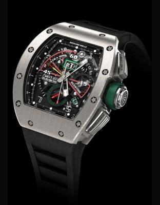 RM 11-01 Roberto Mancini chronographe Flyback