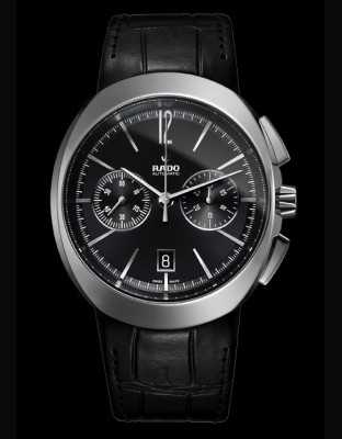 Automatique Chronographe  Black High-tech Ceramic