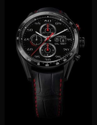 CARRERA Calibre 1887 Chronographe Racing
