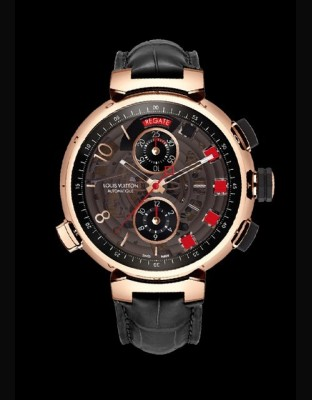 83ecb93b4a6a LOUIS VUITTON WATCH   all the Louis Vuitton watches for men ...