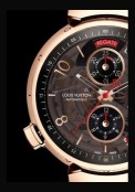 Tambour Spin Time Regatta Pink Gold