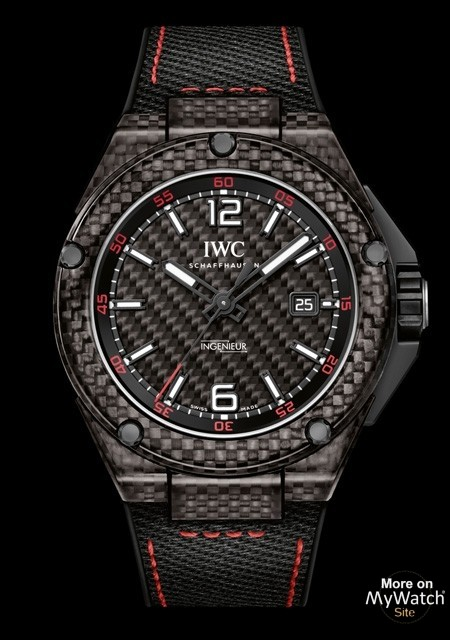 93b93546a93 Watch IWC Ingenieur Automatic Carbon Performance