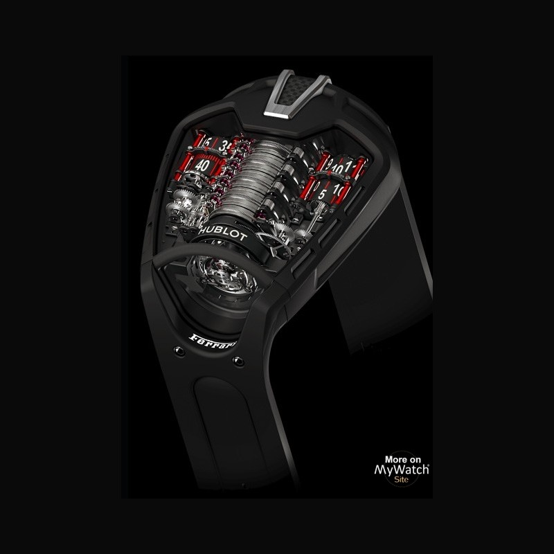 Watch Hublot Masterpiece Mp 05 La Ferrari Masterpiece
