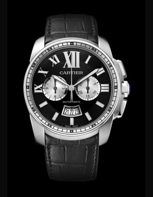 Calibre de Cartier chronographe