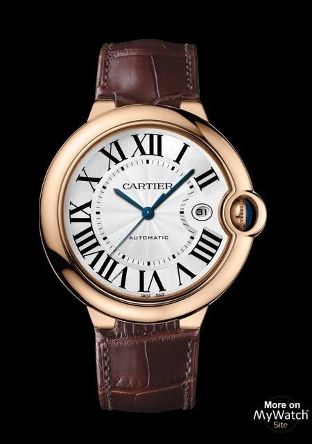 1ff37c96aba Watch Cartier Ballon Bleu de Cartier