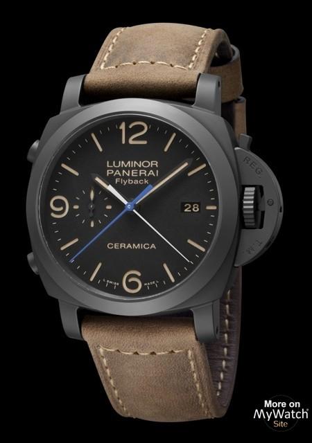 c09ec4b9d0a8 Watch Panerai Luminor 1950 3 Days Chrono Flyback Automatic ...