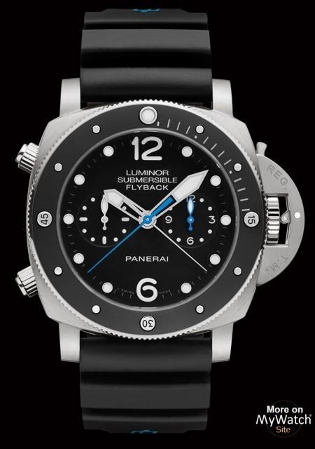 Watch Panerai Luminor Submersible 1950 3 Days Chrono