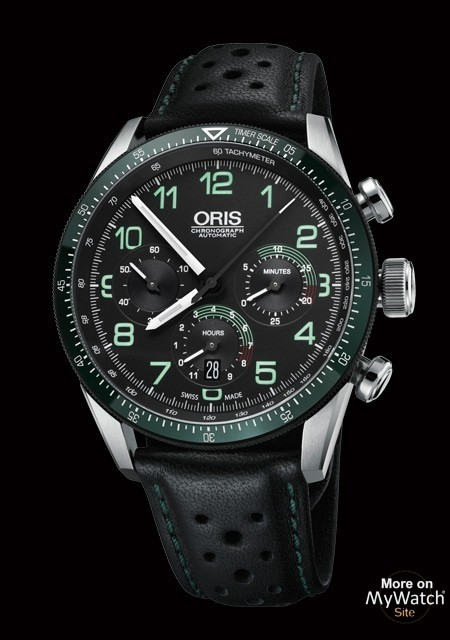 Watch Oris Oris Calobra Chronograph Limited Edition Ii