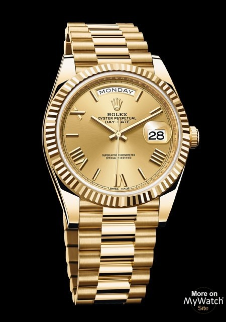 73d4059e9fc1 Watch Rolex Day-Date 40