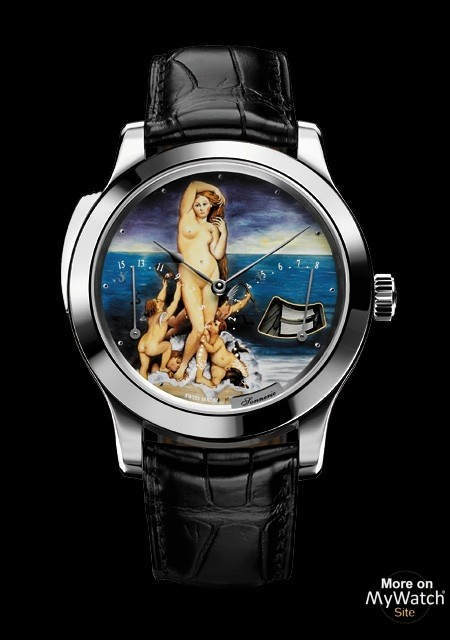 Master Minute Repeater Venus Ingres
