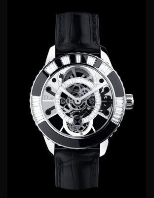 Dior Christal Tourbillon Diamants