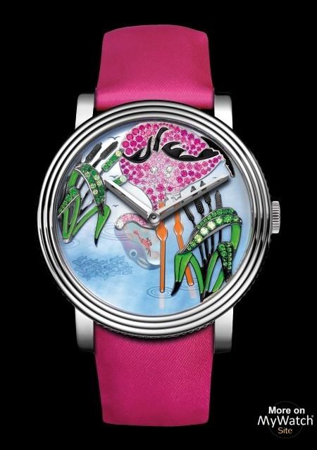Crazy Jungle Flamingo