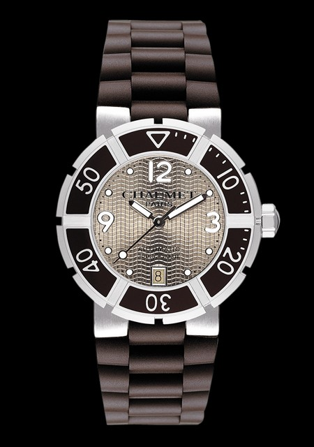 Watch Chaumet Class One   Class One W17282-38C Steel - Rubber Bracelet