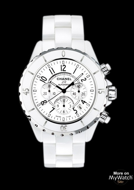 4ded578fa65 Watch Chanel J12 Chronographe
