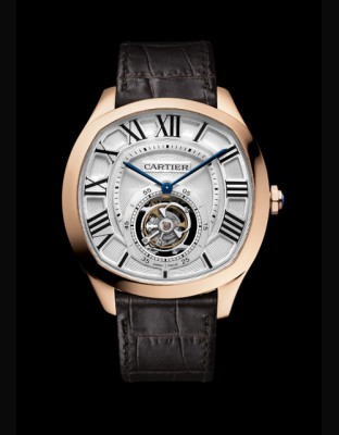 Drive de Cartier Flying Tourbillon