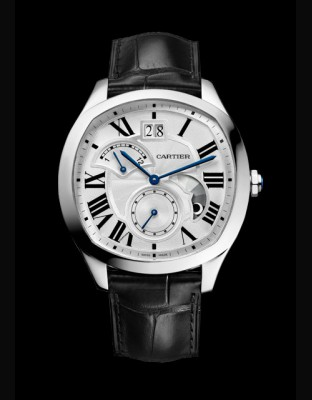 Drive de Cartier Second Time Zone Day/Night