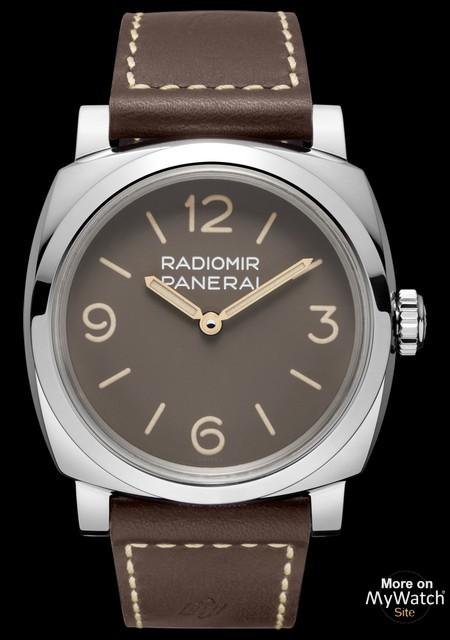 RADIOMIR 1940 3 DAYS ACCIAIO