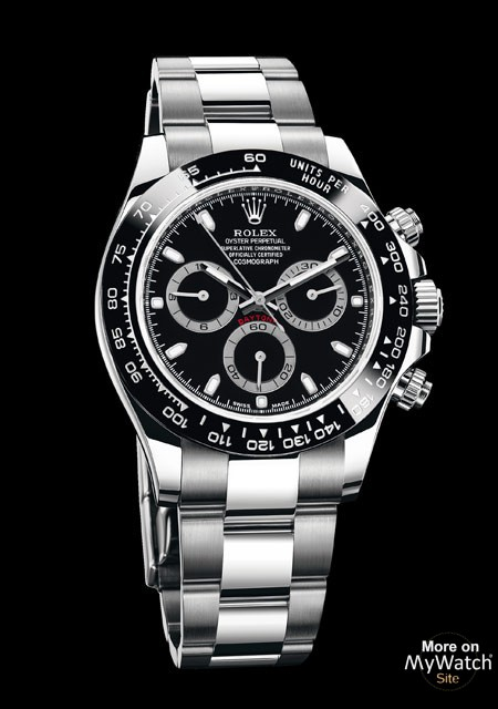 Watch Rolex Cosmograph Daytona Oyster Perpetual 116500