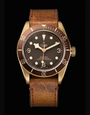 Heritage Black Bay Bronze