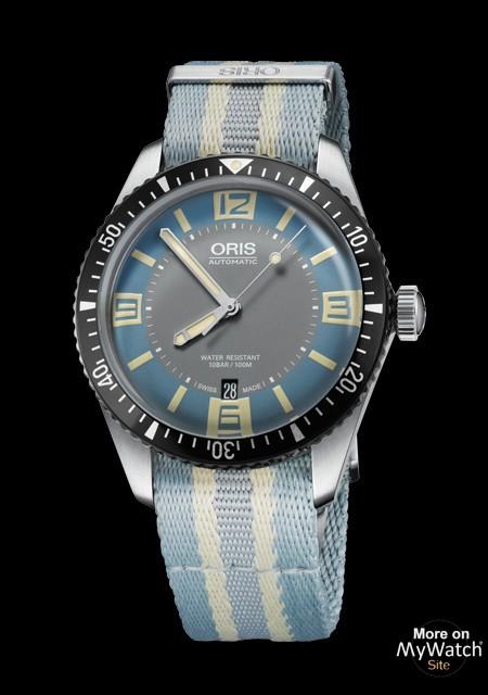 watch oris oris divers sixty five oris divers 733 7707 4065 steel