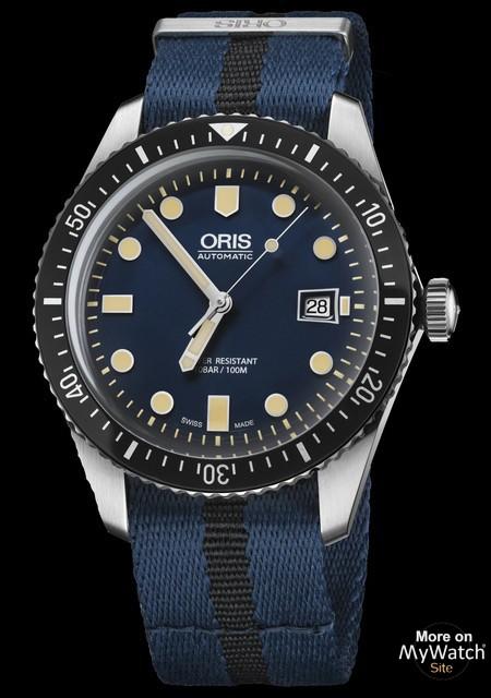 Oris Divers Sixty-Five 42mm