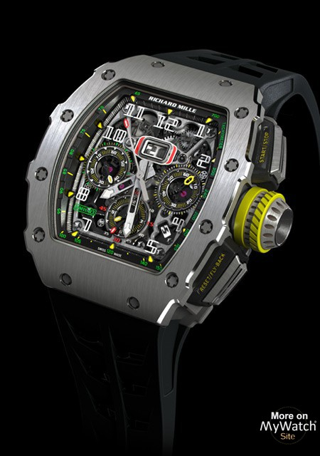 RM 11-03 Flyback Chronograph