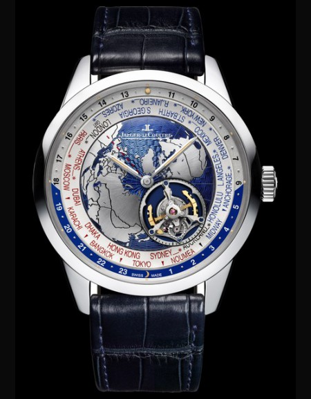 Geophysic Tourbillon Universal Time
