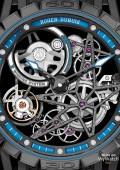 Excalibur Spider Pirelli - Double Flying Tourbillon
