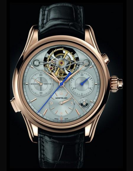Montblanc Heritage Chronométrie ExoTourbillon Rattrapante