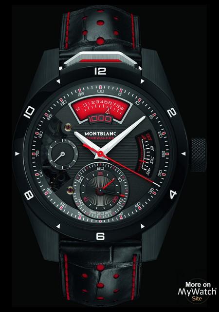 TimeWalker Chronograph 1000 Limited Edition 18