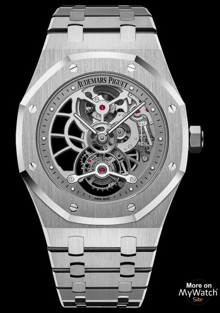 720f94d4e8e Watch Audemars Piguet Royal Oak Tourbillon Extra-Thin Openworked ...